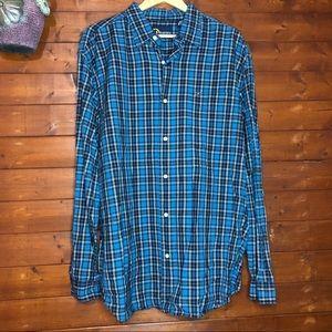 Nautica button down shirt size XL